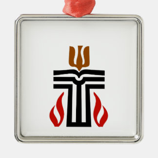 Symbol of Presbyterian religion Metal Ornament