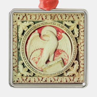 Symbol of St John the Evangelist Christmas Tree Ornament