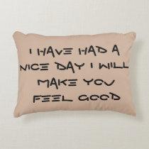 Symbol of success Pillows