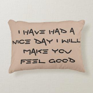 Symbol of success Pillows Accent Pillow