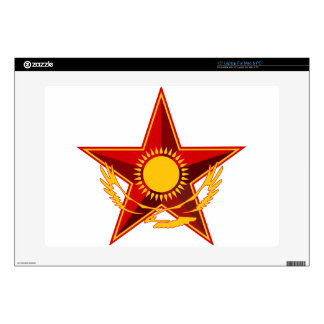 Symbol_of_the_Kazakh_Ministry_of_Defense Laptop Decals