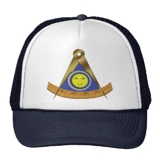 SYMBOL OF THE PAST MASTER MESH HATS