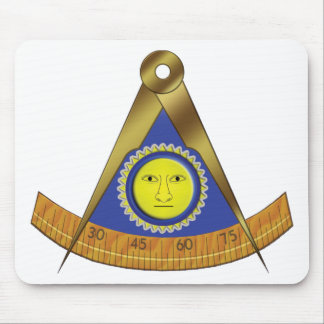 SYMBOL OF THE PAST MASTER MOUSE PAD