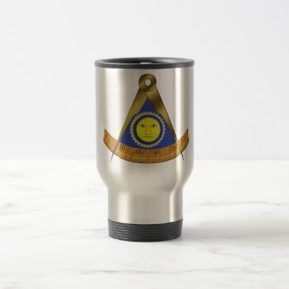 SYMBOL OF THE PAST MASTER TRAVEL MUG