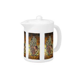 Symbol of Trust Teapot