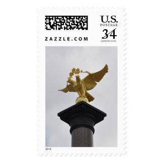 Symbol Postage Stamp
