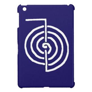 Symbolic Art : Reiki Chokurai iPad Mini Cover