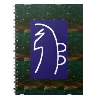 Symbolic ART : Reiki Chokurai Sayhaykey Notebook