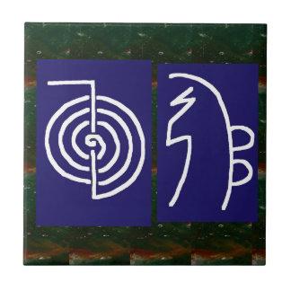 Symbolic ART : Reiki Chokurai Sayhaykey Tile