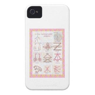 Symbolic ART : Reiki Masters Practice Tools iPhone 4 Case