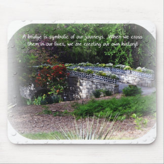 Symbolic Bridge Mousepad