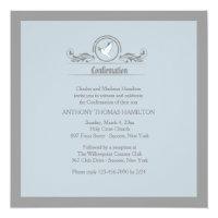 Symbolic Dove Religious Invitation