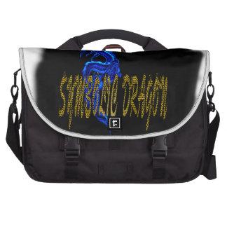 Symbolic Dragon Computer Bag