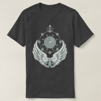 Symbolic Minerva Song Inspiration Graphic Art Wear T-Shirt