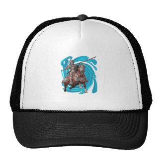 SYMBOLIC OF BRAVERY TRUCKER HAT