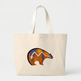 SYMBOLIC OF STRENGTH LARGE TOTE BAG