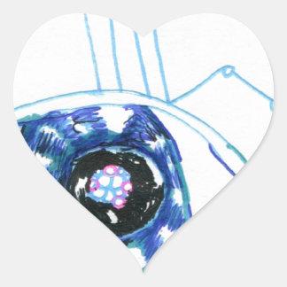 Symbolmancers Oculus Heart Stickers