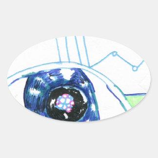 Symbolmancers Oculus Stickers