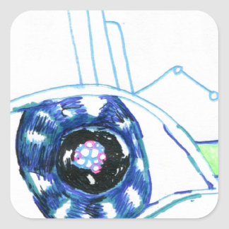 Symbolmancers Oculus Sticker