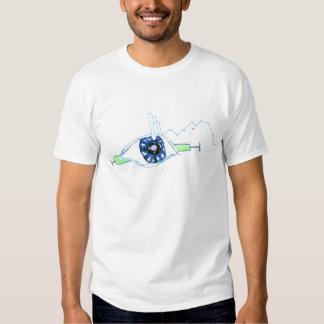 Symbolmancers Oculus T-shirts