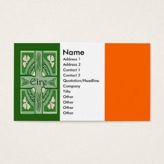 Symbols of Ireland Business Card