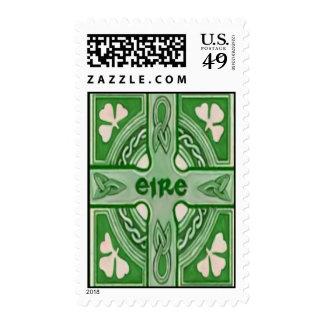 Symbols of Ireland Postage Stamps