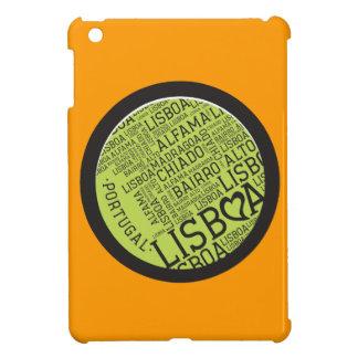 Symbols of Portugal - Lisbon Lisboa Case For The iPad Mini