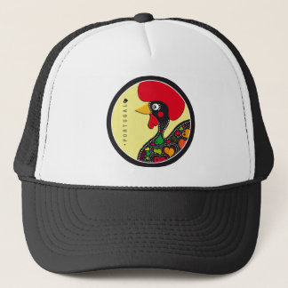 Symbols of Portugal - Rooster Trucker Hat