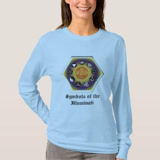 Symbols of the Illuminati Shirt