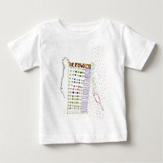 Symbols Reside In Dr Kowalski Baby T-Shirt