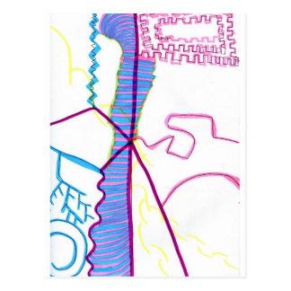 SymbolScape Postcard