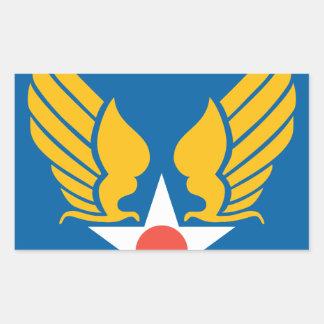 Symbyan Forces Rectangular Sticker
