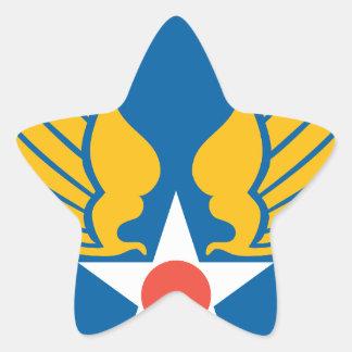 Symbyan Forces Star Sticker
