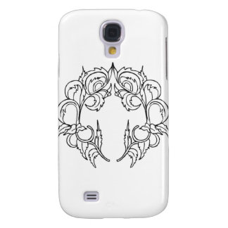 symetry, picture frame, willow. samsung s4 case
