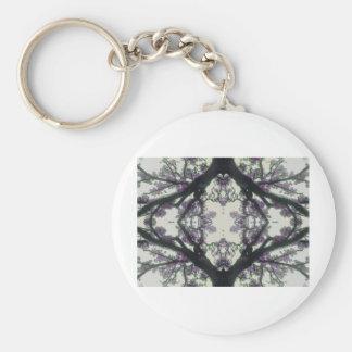 Symmetree Keychain