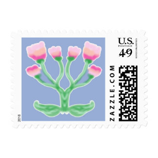 Symmetric Abstract Postage