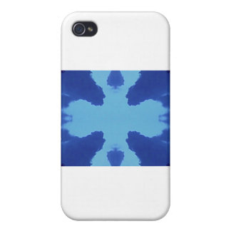 Symmetric Clouds Cover For iPhone 4