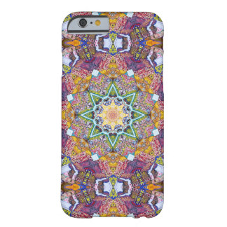 Symmetrical Colors Abstract Barely There iPhone 6 Case
