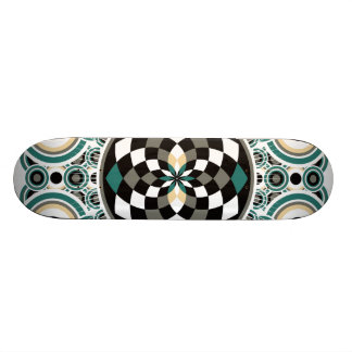 Symmetrical Design Skateboard