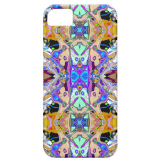 Symmetrical Fantasy Abstract 2 iPhone SE/5/5s Case