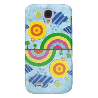 Symmetrical Landscape 3 Galaxy S4 Cover