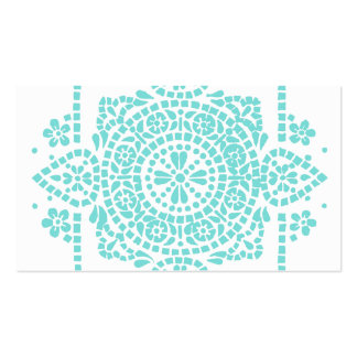 Symmetrical Motif Business Card