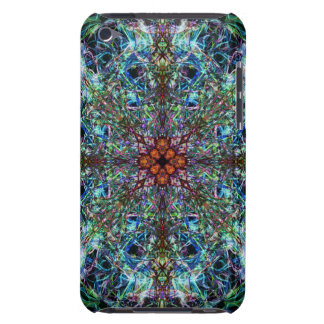 Symmetrical Silk Strands iPod Touch Case-Mate Case