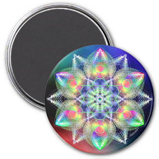 Symmetry of Peace Magnets