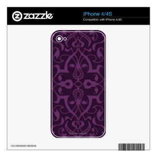 Symmetry Decal For The iPhone 4S
