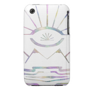 Symmetry Sunrise | iPhone 3 Case | Customizable |