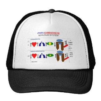 Sympathetic & (Para) Sympathetic Nervous System Trucker Hat