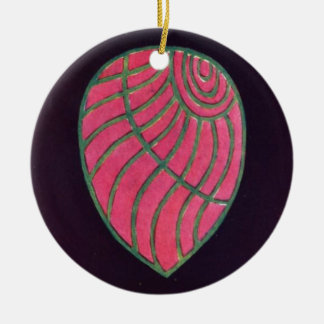 Sympathy and Love for All Ceramic Ornament