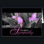 "Sympathy Card<br><div class=""desc"">Sympathy Card</div>"