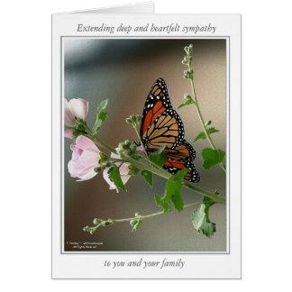Sympathy Card ENC-16C